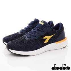 DIADORA-飛織反光慢跑鞋款 -MR7706藍-25.5~29cm