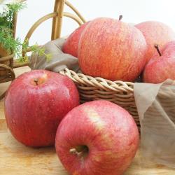 【水果達人】日本青森蜜蘋果禮盒2箱(250g±10%/顆,12顆/箱)
