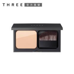 THREE 霧光立體粉餅 12g(8色任選)