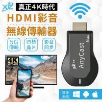 【4K高清!無線連接】電視棒 HDMI無線傳輸器/手機轉電視/無線影音傳輸