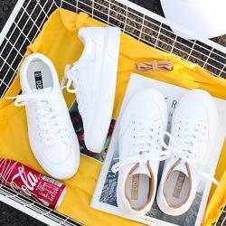 【Alice 】(預購) 活力宣言經典小白鞋