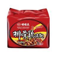【味丹】味味A排骨雞湯麵(5包/ 袋;6袋/ 箱)