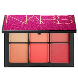 NARS 狂歡不眠6色頰彩盤(3.9gX6色) 聖誕限量