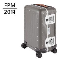 FPM MILANO BANK Steel Grey系列 20吋登機箱 (航鈦灰) 平輸品