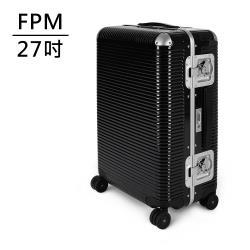 FPM MILANO BANK LIGHT Licorice Black系列 27吋行李箱 (爵士黑) 平輸品