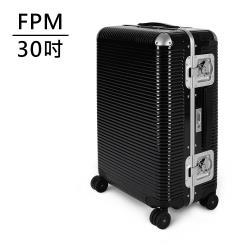 FPM MILANO BANK LIGHT Licorice Black系列 30吋行李箱 (爵士黑) 平輸品