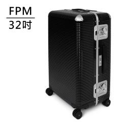FPM MILANO BANK LIGHT Licorice Black系列 32吋行李箱 (爵士黑) 平輸品