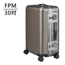 FPM MILANO BANK LIGHT Almond系列 30吋行李箱 (摩登金) 平輸品