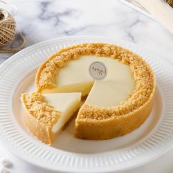 【艾波索】無限乳酪(6吋x1入)贈冰心泡芙1入(口味隨機) |蘋果日報蛋糕評比冠軍|乳酪蛋糕、母親節蛋糕、情人節、生日蛋糕推薦