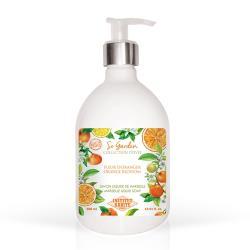 Institut Karite Paris 巴黎乳油木橙花花園香氛液體皂(500ml)