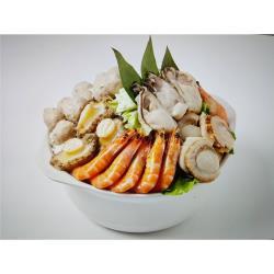 農漁樂北海道昆布豪華海景海鮮鍋