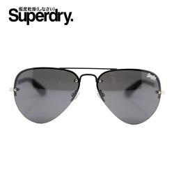 【Superdry極度乾燥】YATOMI系列 經典細框雷朋款 墨鏡/太陽眼鏡 (三色任選)