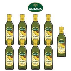 奧利塔頂級葵花油500毫升*9罐