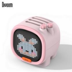 【Divoom】TIMOO像素藍牙喇叭-戀愛粉