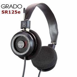 美國經典 搖滾風格 GRADO SR125e 開放式耳機 一年保固 永續保修