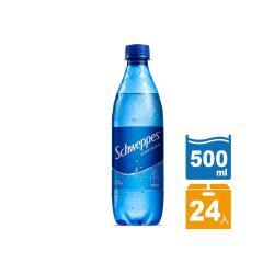 【618買一送一】舒味思 氣泡水寶特瓶 500ml x24入