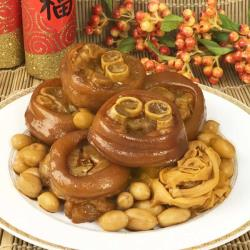 [大甲王記]添福豬腳禮盒(1100g)4組(含運)