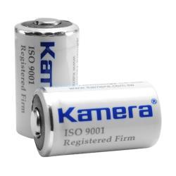 Kamera 可充鋰電池 CR2 (2入)
