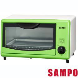 SAMPO 聲寶 8L電烤箱 KZ-SL08-
