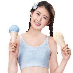 嬪婷 學生成長ACE ICE 系列S-LL 內衣(雪花冰藍)