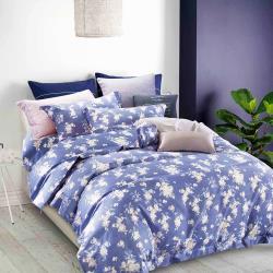 Saint Rose 楚喬 雙人天絲+3M專利吸濕排汗 枕套床包三件組