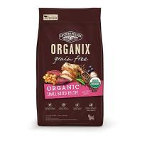 美國 ORGANIX 歐奇斯95%有機無穀小型犬飼料 ( 300G x 3包)