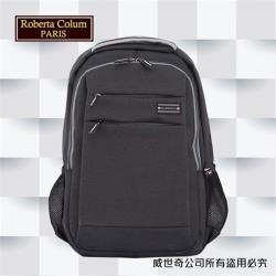 (Roberta Colum)諾貝達 百貨專櫃 男仕多功能防潑水後背包(PX505二色可選)