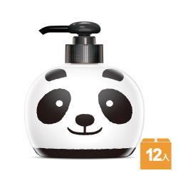 【快潔適】貓熊抗菌洗手乳300mlx12入