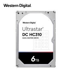 WD Ultrastar HC310 6TB 3.5吋企業級硬碟