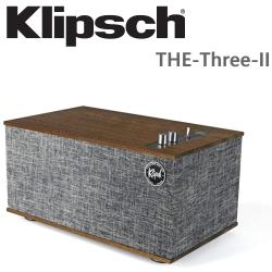美國古力奇 Klipsch The Three II 專業調教立體聲 全音域 無線藍芽喇叭 布朗棕