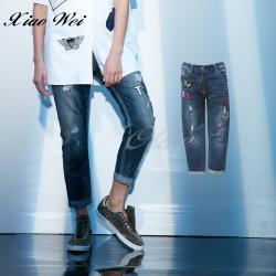 CHENG DA 春夏專櫃精品時尚流行牛仔褲 NO.021204