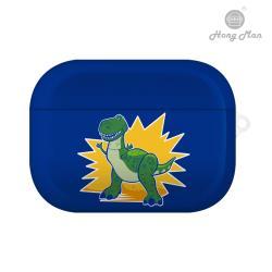 【Hong Man X  Disney】 Airpods Pro 防塵耐磨保護套 抱抱龍 Rex