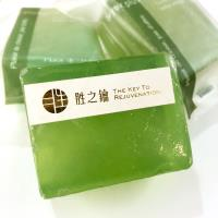 胜之鑰COSMO 艾草淨身皂 80g/ 1入