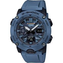CASIO 卡西歐 G-SHOCK 土耳其藍軍裝手錶 GA-2000SU-2A