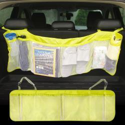 汽車後車廂椅背收納袋 後車箱掛袋 收納袋
