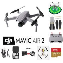 [新品上市] 大疆 DJI Mavic Air 2 空拍機 無人機 單機版 保險玩家套組