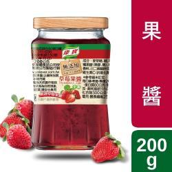 康寶 果醬草莓200g