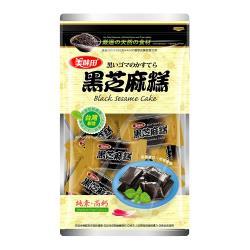 美味田 黑芝麻糕450g