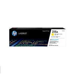 【HP 惠普】215A 黃色原廠雷射列印碳粉匣(W2312A)