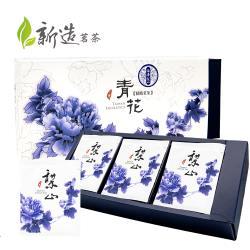 【新造茗茶】精選梨山高冷茶極品袋茶包 (30入/盒)