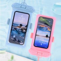 夏日玩水必備 IPX8手機防水袋