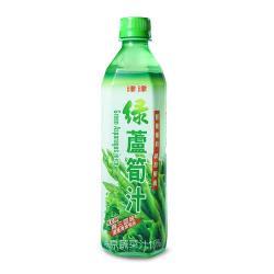 津津-綠蘆筍汁 600gX24瓶/箱