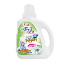 可立潔-小蘇打洗衣精X6瓶(1000g/瓶)