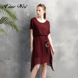 CHENG DA 春夏專櫃精品時尚短袖洋裝 NO.511329