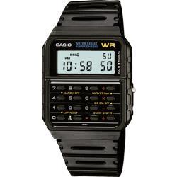 CASIO卡西歐 復古風潮計算機電子錶-黑(CA-53W-1Z)