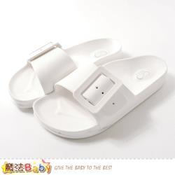 魔法Baby 女鞋 立體足弓舒適時尚美型拖鞋~sd5180