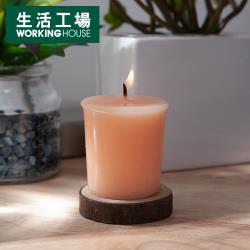 【生活工場】橙花沉香許願蠟燭