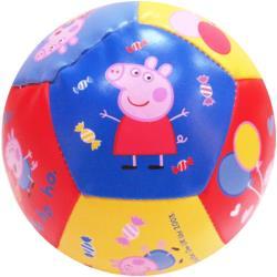 粉紅豬小妹佩佩豬小皮球玩具軟球玩具球 606708【卡通小物】
