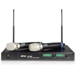 【MIPRO】ACT-880頂級MU-90音頭(專業無線電麥克風組)