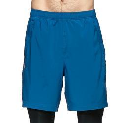 【Wildland 荒野】男彈性透氣抗UV運動短褲共2色